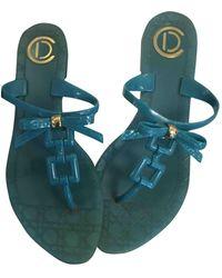 Dior Flip-flops - Blau