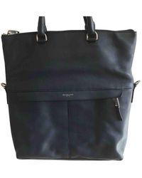 Michael Kors Leather Bag - Blue