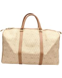 Dior - Beige Other Travel Bag - Lyst