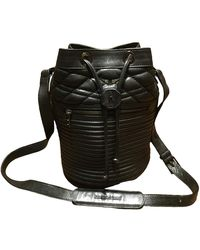 Zadig & Voltaire Rock Leather Crossbody Bag - Black