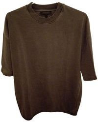 Yeezy Cotton Top - Brown