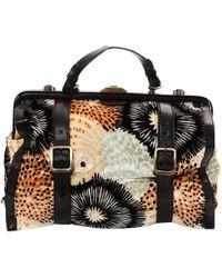 Missoni - Pre-owned Velvet Handbag - Lyst