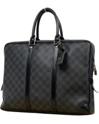 Louis Vuitton - Pre-owned Other Cloth Bags - Lyst