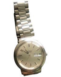 Omega Uhren - Mettallic