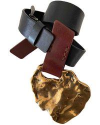 Tom Ford Gold Metal Bracelet - Metallic