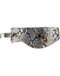 Zimmermann Leather Belt - Brown