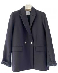 Roseanna Wool Suit Jacket - Multicolor