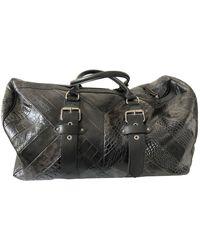 Longchamp Kate Moss Leather 48h Bag - Multicolour