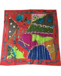 Christian Lacroix - Pre-owned Scarves - Lyst