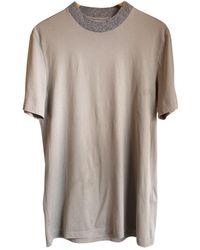 Maison Margiela T-shirts - Grau