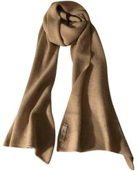 CALVIN KLEIN 205W39NYC Cashmere Scarf - Natural