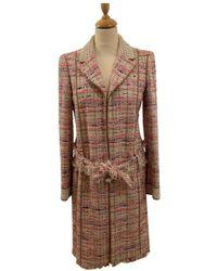 Chanel Coat - Multicolour