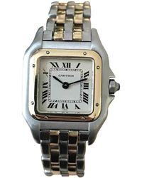Cartier - Panthère Gold Gold And Steel - Lyst