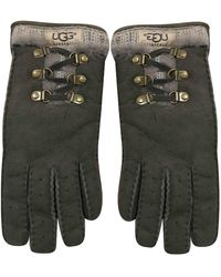 UGG Schaf handschuhe - Mehrfarbig