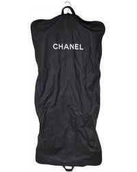 Chanel Travel Bag - Black