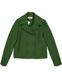 Emilio Pucci - Pre-owned Wool Jacket - Lyst