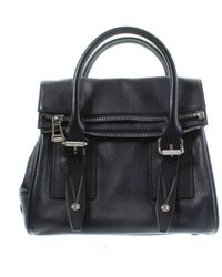 Belstaff Leather Handbag - Blue