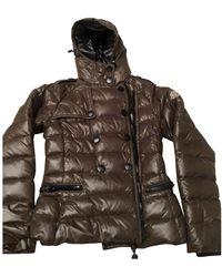 Moncler Hood Puffer - Natural