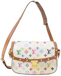 Louis Vuitton - Sologne Leather Handbag - Lyst