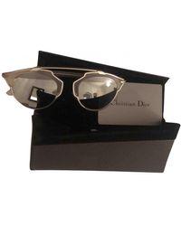 Dior So Real Sonnenbrillen - Mettallic