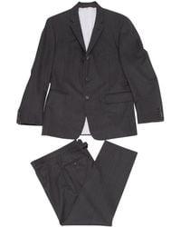 Tom Ford Wolle Anzüge - Grau