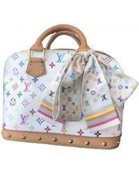Louis Vuitton Bolso Alma BB de Lona - Multicolor