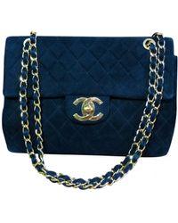 Chanel Timeless/Classique Handtaschen - Schwarz