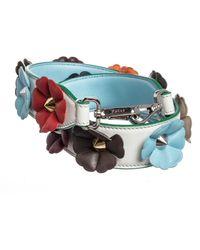Fendi - White Leather Purse/wallet - Lyst