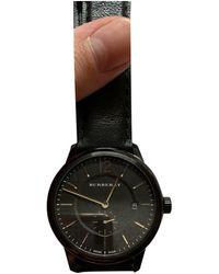 Burberry Watch - Black