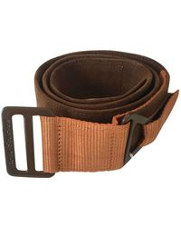 Acne Studios Cloth Belt - Brown