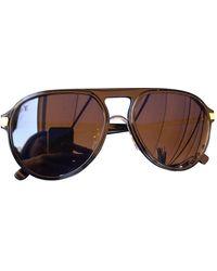 Louis Vuitton Sonnenbrillen - Schwarz