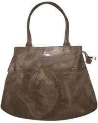 Vivienne Westwood Leather Handbag - Brown