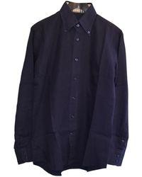 Burberry Shirt - Blue