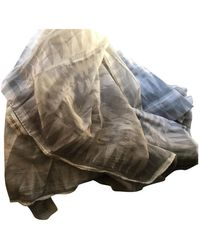 Balmain Scarf - Grey