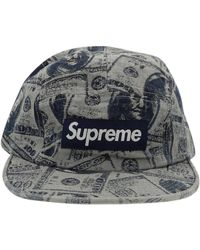 Supreme Blue Synthetic Hat & Pull On Hat