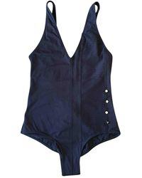 Chloé One-piece Swimsuit - Black