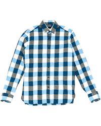 Lanvin - Blue Cotton - Lyst