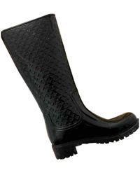 Louis Vuitton Drops Black Rubber Boots