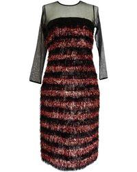 Burberry Mid-length Dress - Black