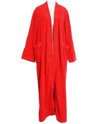 Hermès Maillot une pièce - Rouge