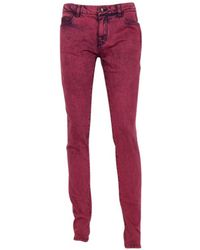 Chanel - Other Cotton - Elasthane Jeans - Lyst