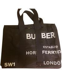 Burberry Bolso - Negro