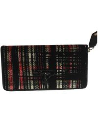 Vivienne Westwood Tweed Wallet - Multicolor