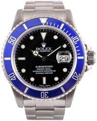 Rolex Submariner Uhren - Blau