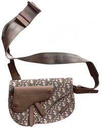 Dior Cloth Bag - Natural