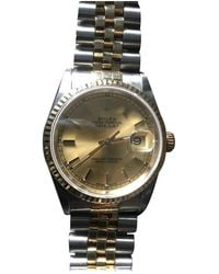 Rolex Oyster Perpetual 31mm Watch - Black