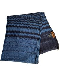 Missoni Sciarpa - Blu