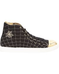 Charlotte Olympia - Pre-owned Cloth Trainers - Lyst