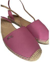 Longchamp Sandals - Pink