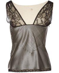 Dior Pre-owned Silk Lingerie - Black